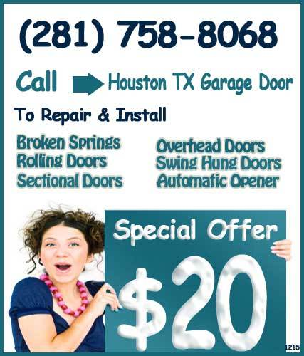 Online Garage Door Offers